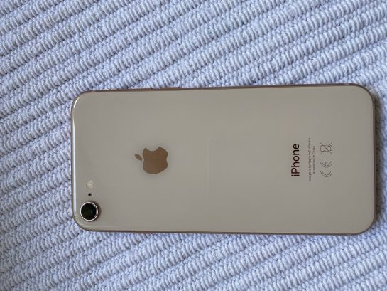 Iphone 8 64gb rose gold